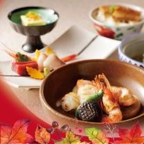 9月10月限定<br>和食のセットをお手頃に。<br>「和食御膳」