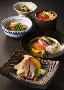 11月12月限定<br>和食のセットをお手頃に。<br>「和食御膳」
