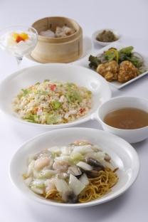 麺飯セット