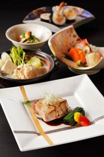 1月2月限定<BR>彩り豊かな和食のセット<BR>「和食御膳」