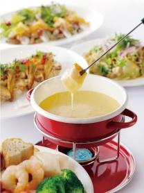 【1月2月限定】 <br>洋食シェフがつくる<br>本格メニューが人気!<br>「パーティープラン」