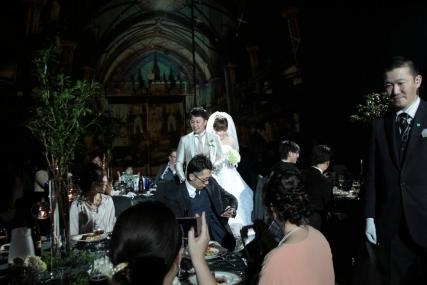 笑い!涙!感動!WEDDING!