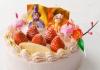 【ご予約受付中】ひなまつりケーキ
