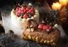 クリスマスの食卓を飾る「クリスマスケーキ」「シュトーレン」「ローストチキン」