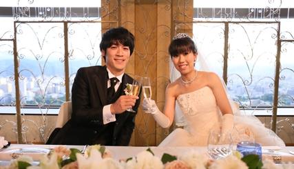 まさかのサプライズにびっくり&感動!みんなに祝福されて最高の結婚式に