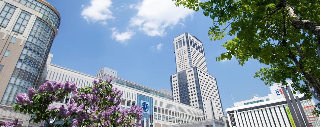 札幌駅直結のJRタワーホテル日航札幌