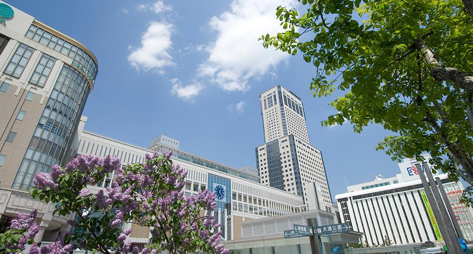 札幌駅直結の好アクセス